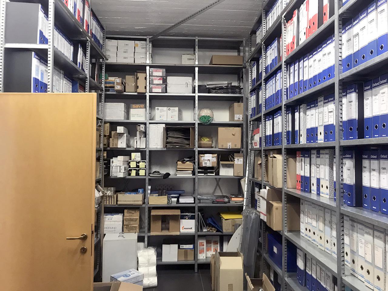 ufficio 677 mq - Atlantic Business Center - quarto piano - archivio