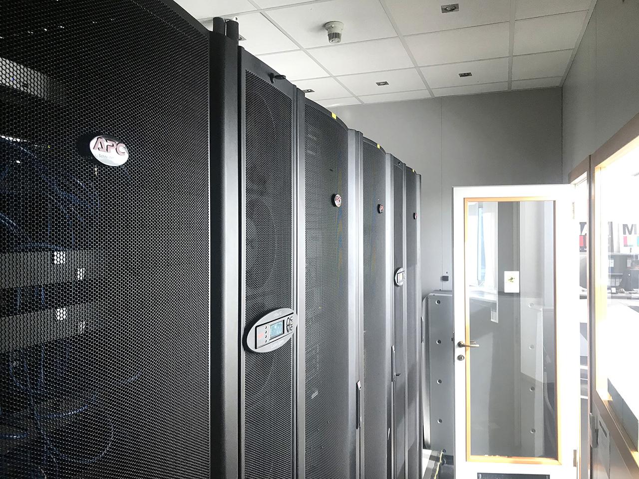 ufficio 677 mq - Atlantic Business Center - quarto piano - server room